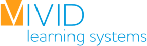 Vivid Learning Systems Logo