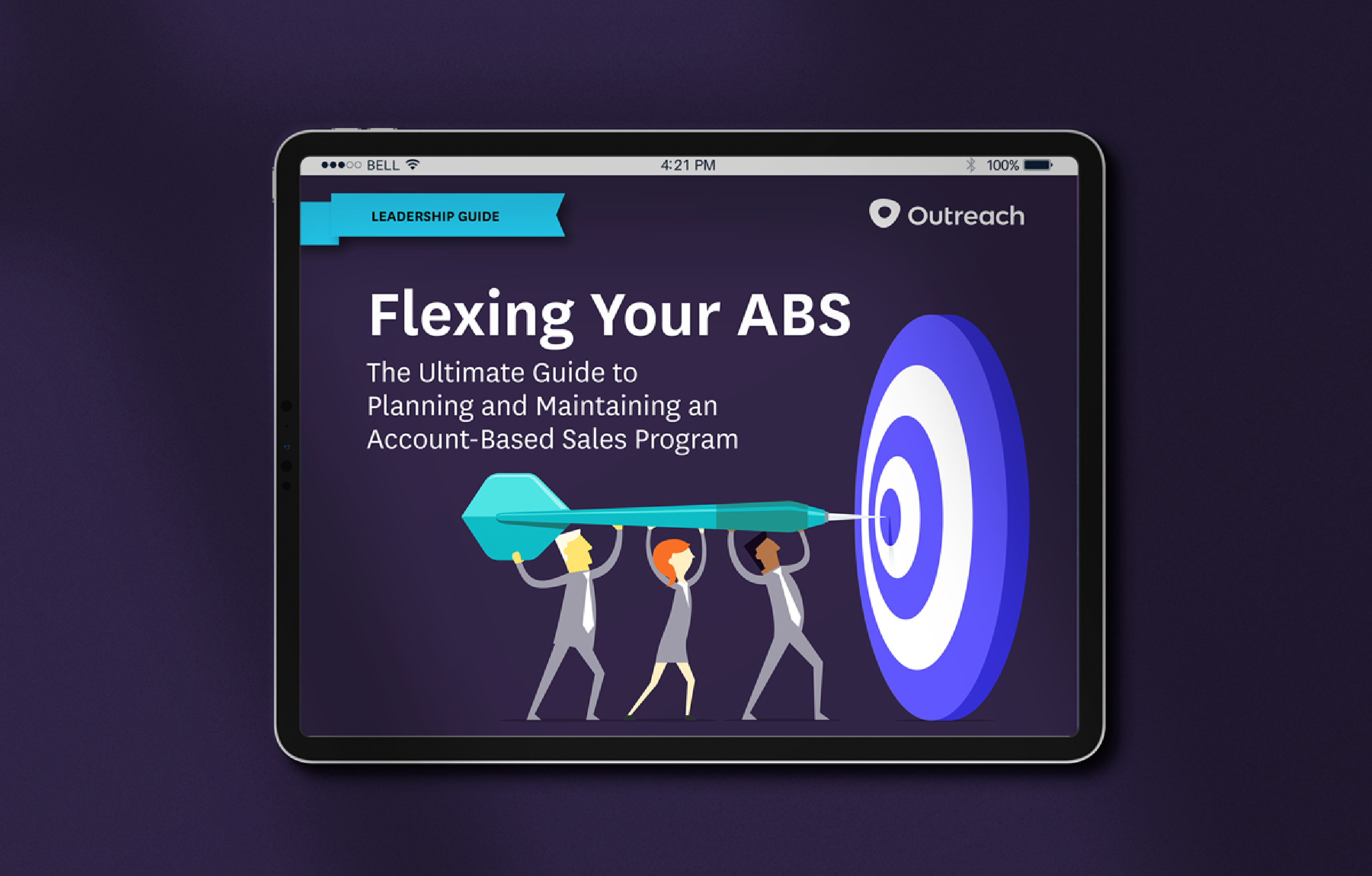 Flexing Your ABS: The Ultimate Guide to Account-Based Sales