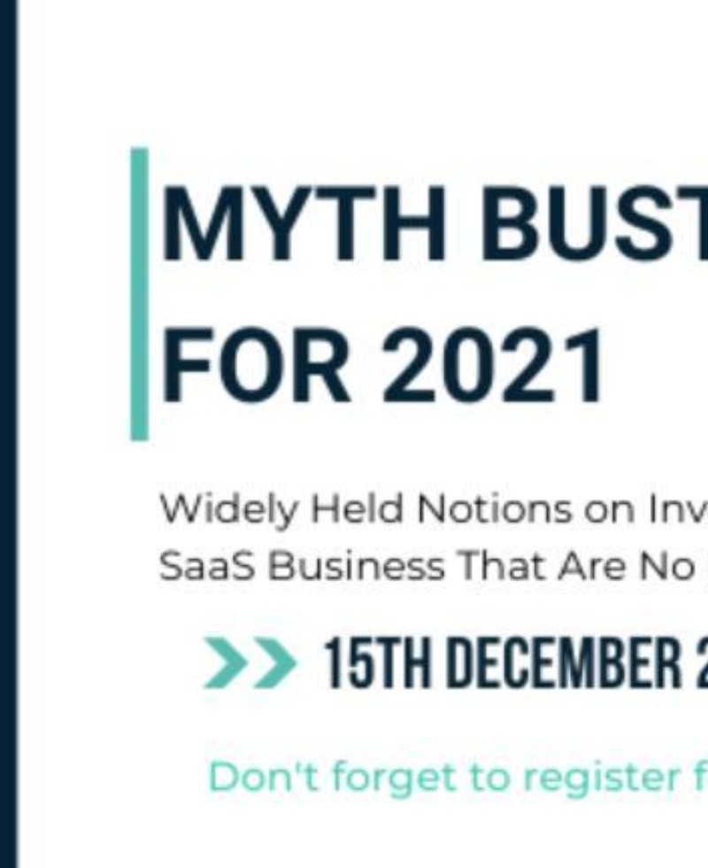 Mythbusters for 2021 Webinar