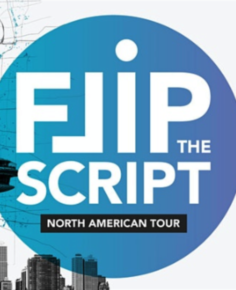 Flip the Script - Boston