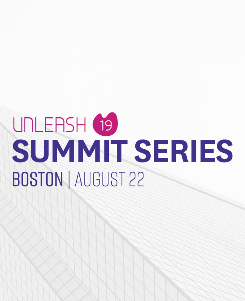 Unleash Summit Series Boston
