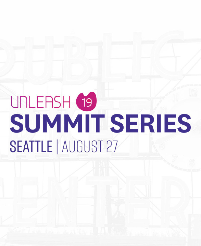 Unleash Summit Series Seattle