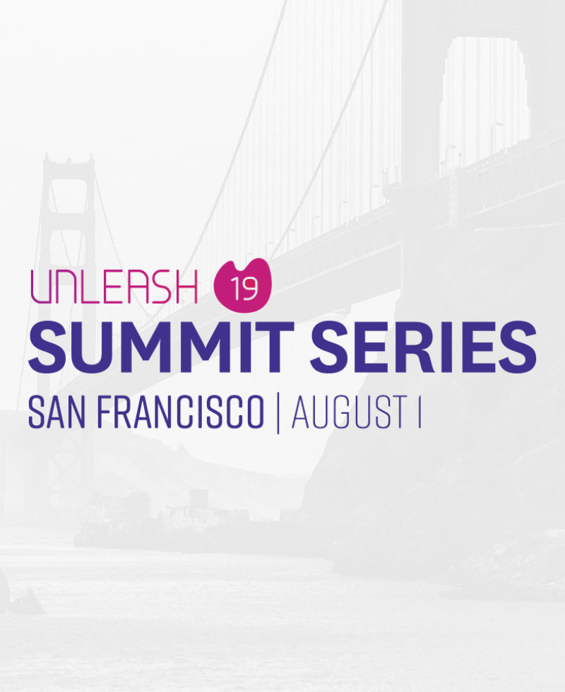 Unleash Summit Series San Francisco