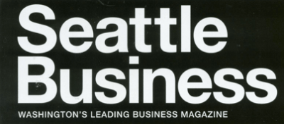 Seattle Business Magazine Logo