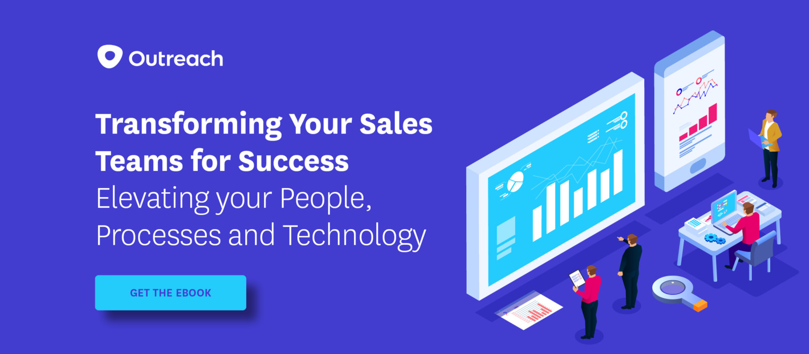 Transforming Your Sales Teams for Success: Elevating your People, Processes and Technology