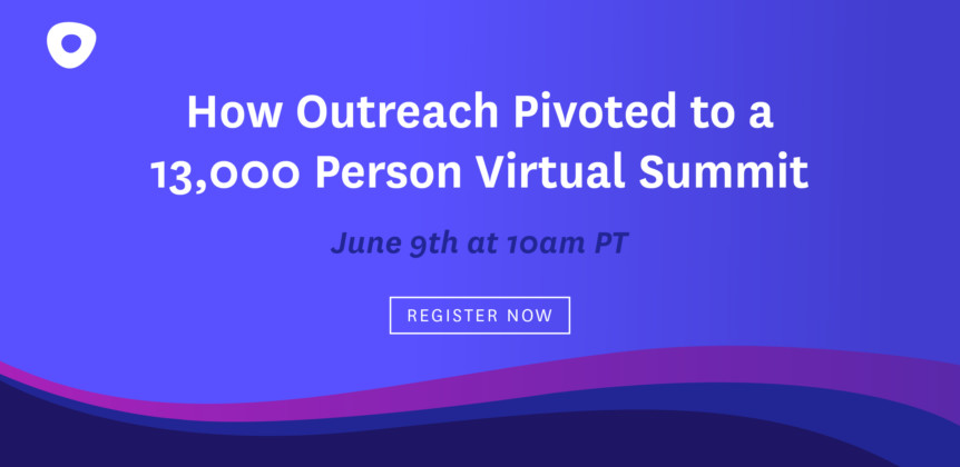 How to Pivot from an In-Person Conference to a Successful Virtual Event in 8 Weeks