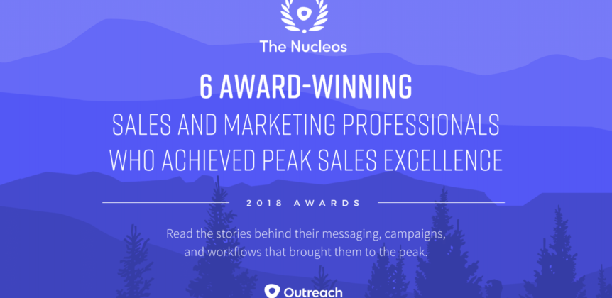 Reaching Peak Excellence: Outreach Customer Award Winners