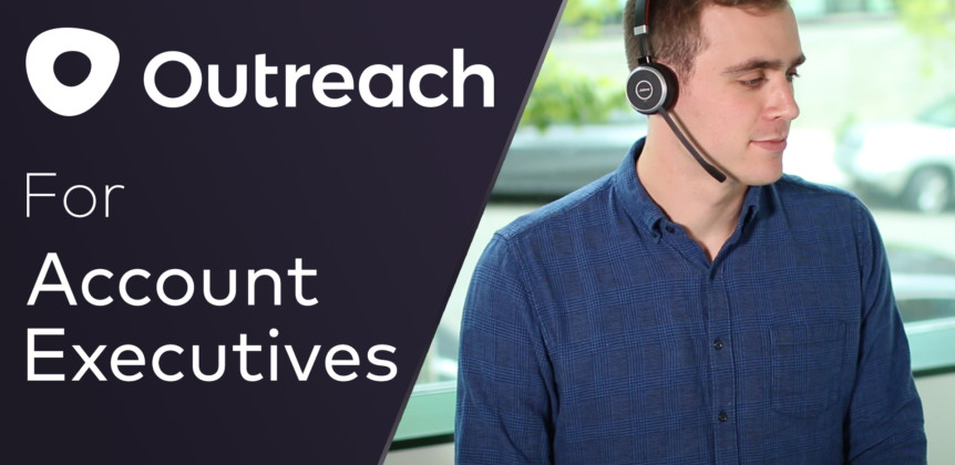 Outreach for Account Executives [Infographic]
