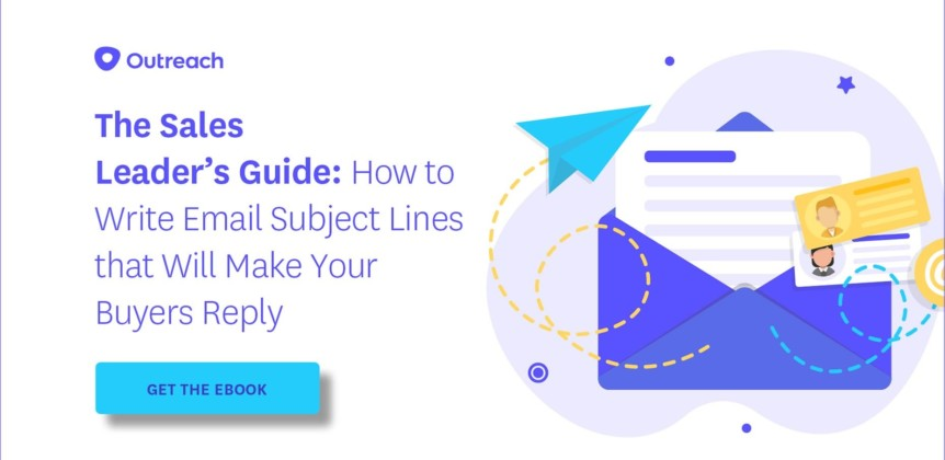The Sales Leader's Guide: How to Write Email Subject Lines that Will Make Your Buyers Reply