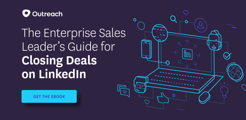 The Sales Leader's Guide to Closing Deals on LinkedIn