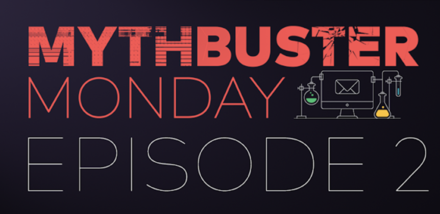 Mythbuster Monday - Episode 2: Video in Email