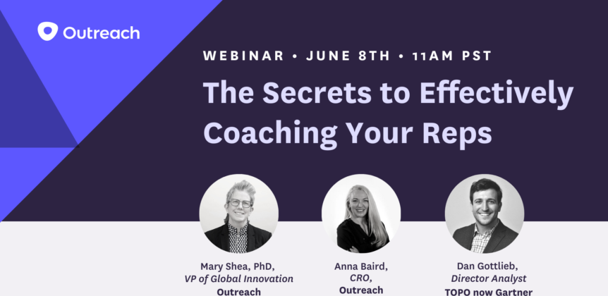 The Secrets to Effectively Coaching Your Reps