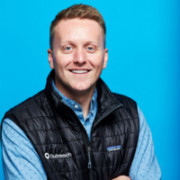 Stephen Farnsworth, Head of Partnerships at Outreach's Avatar