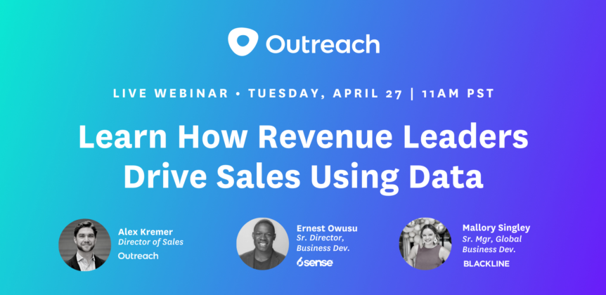 How Revenue Leaders are Using Data, Not Instincts, to Drive Sales Strategies
