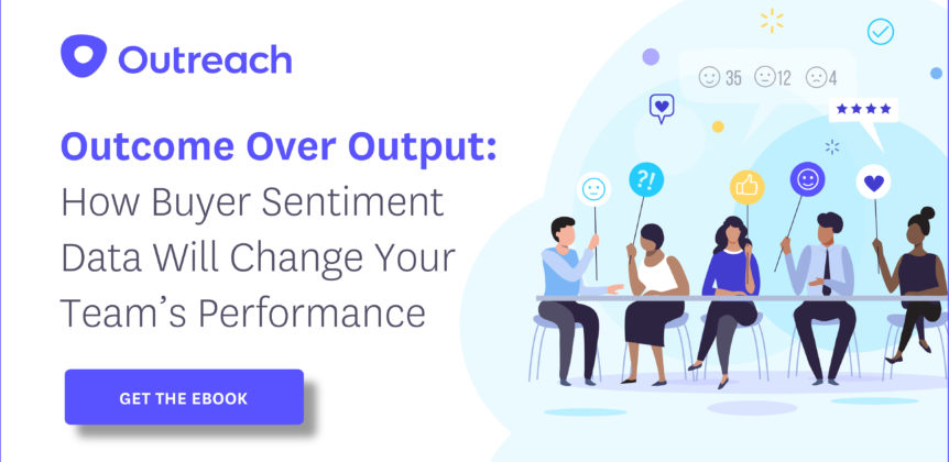 How Buyer Sentiment Data Can Improve Your Team's Performance