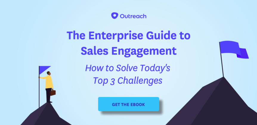 The Enterprise Guide to Sales Engagement