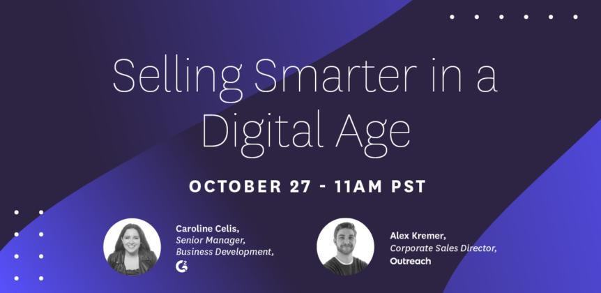 Selling Smarter in a Digital Age